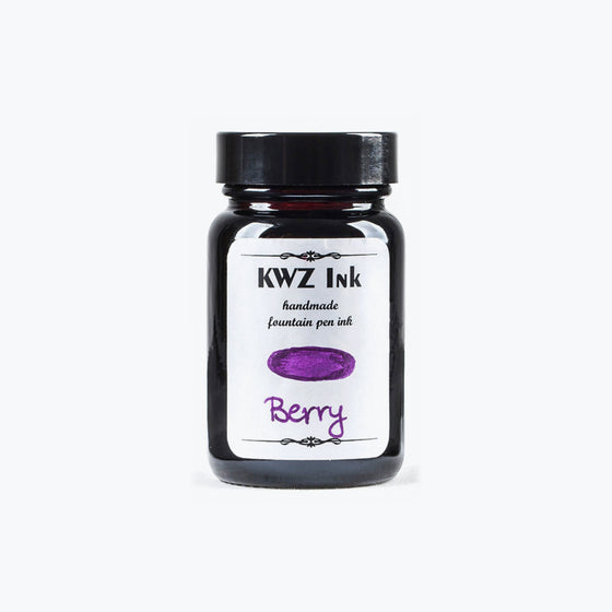 KWZ Berry fountain pen ink