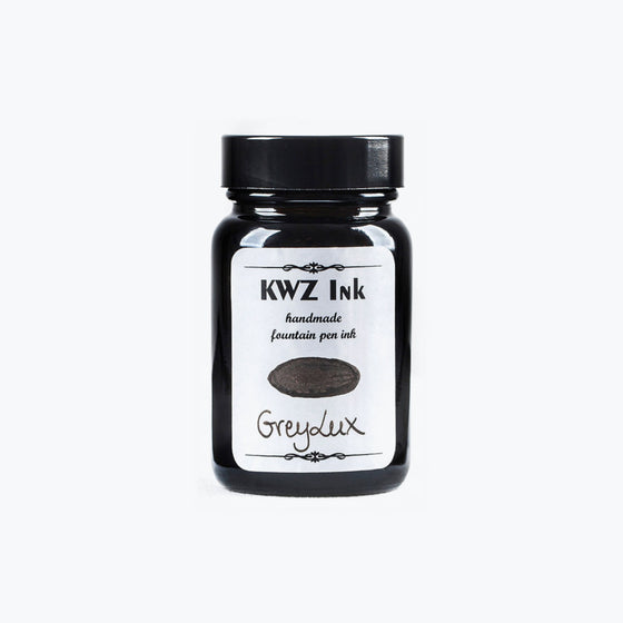 KWZ Grey Lux fountain pen ink