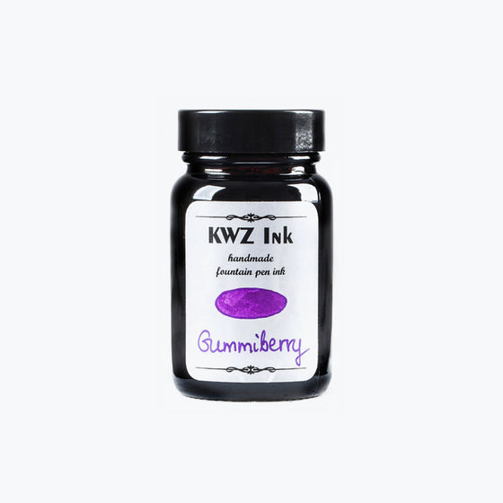 KWZ Gummiberry fountain pen ink