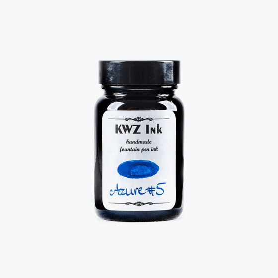 KWZ Azure #5 fountain pen ink