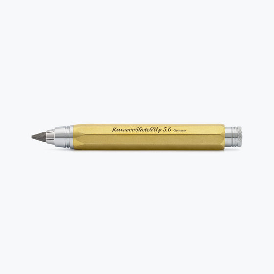Kaweco - Clutch Pencil - Sketch Up 5.6 mm - Brass