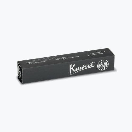 Kaweco - Fountain Pen - Classic Sport - Black (Chess)