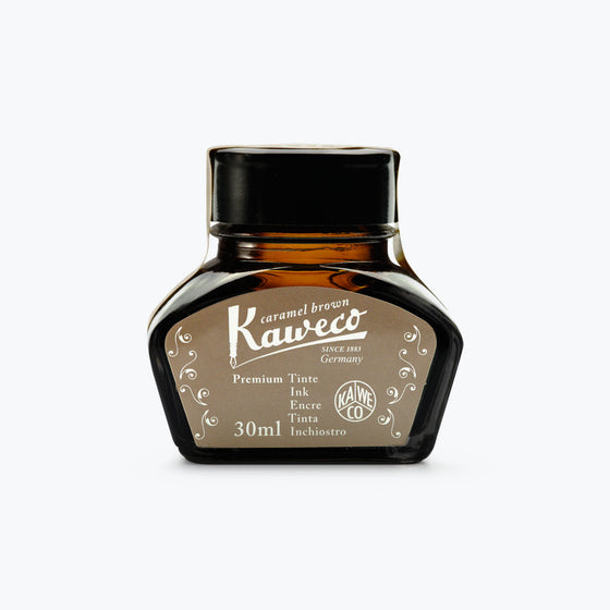 Kaweco - Fountain Pen Ink - Bottle - Caramel Brown