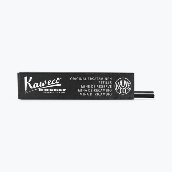 Kaweco - Graphite Leads - Black 0.5 mm HB (Box of 12)