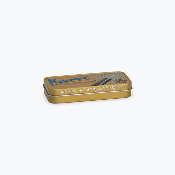 Kaweco - Storage Box - Short - Gold