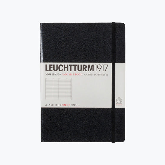 Leuchtturm1917 - Address Book - A5