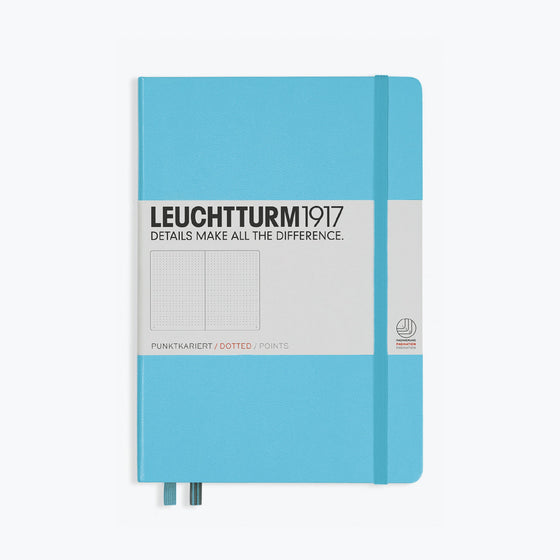 Leuchtturm1917 - Notebook - A5 - Ice Blue