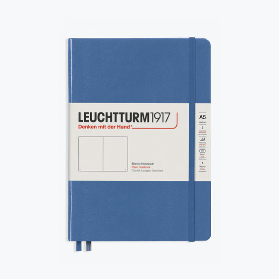 Leuchtturm1917 - Notebook - A5 - Ruled