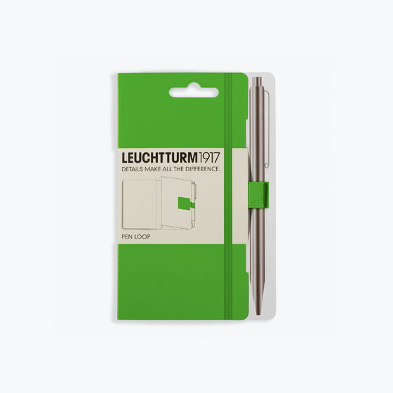 Leuchtturm1917 - Pen Loop - Fresh Green