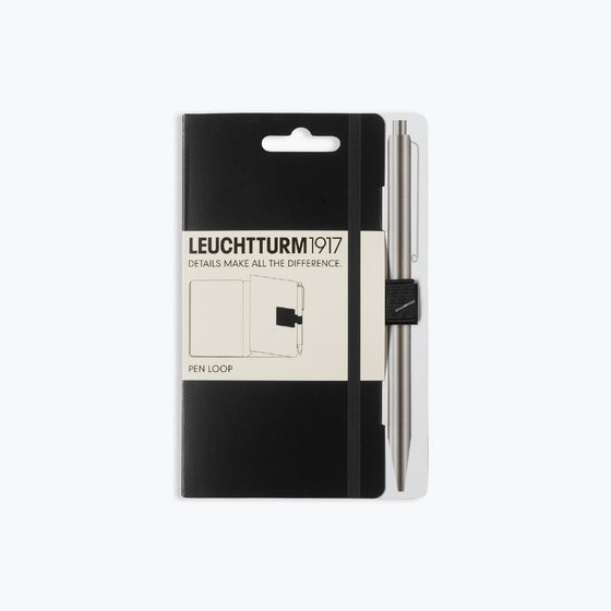 Leuchtturm1917 - Pen Loop - Black