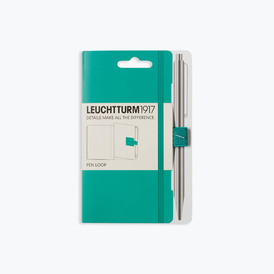 Leuchtturm1917 - Pen Loop - Emerald