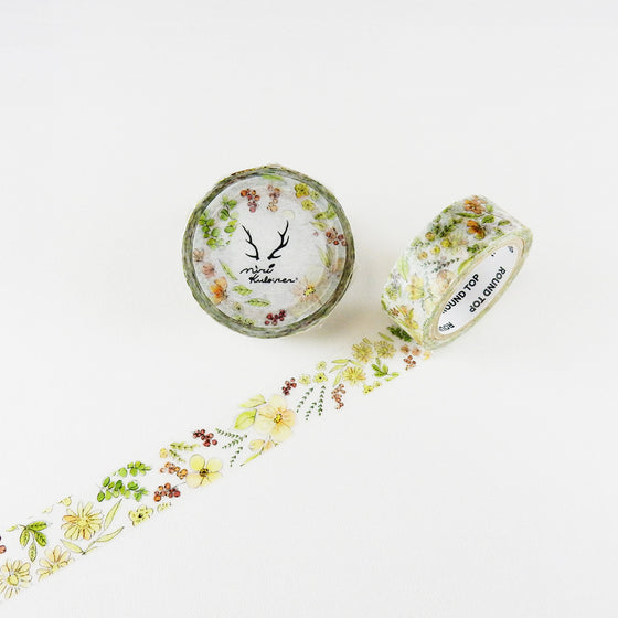 Round Top - MiriKulo:rer Design Washi Tape