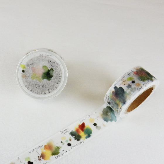 Round Top - Liang Feng Design Washi Tape