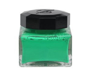 Ziller's - Calligraphy Ink - Meadow Green