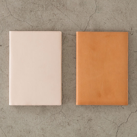 Midori - Notebook Cover - Goat Leather - A6