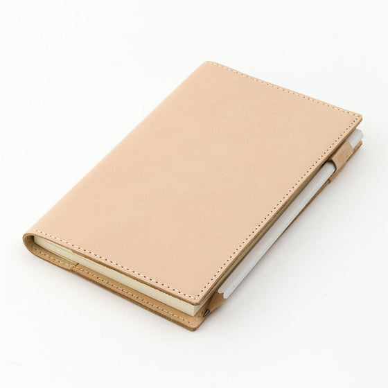 Midori - Notebook Cover - Goat Leather - B6 Slim