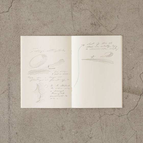 Midori - Notebook - MD Paper - Light - B6 Slim - Blank