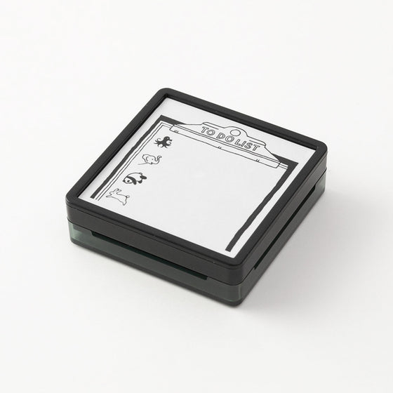 Midori - Stamp - Self-Inking - To Do List