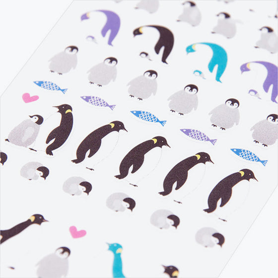 Midori - Sticker Seal - Original Collection - Penguin