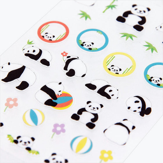 Midori - Sticker Seal - Original Collection - Panda