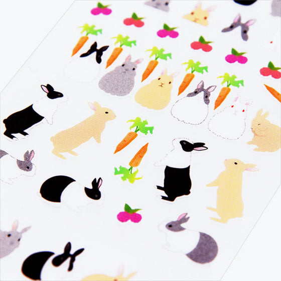 Midori - Sticker Seal - Original Collection - Rabbit