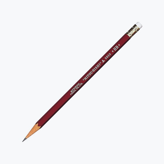 Mitsubishi - Pencil - 9850 (HB) - Pack of 2