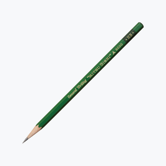 Mitsubishi - Pencil - 9000 (Various Grades) - Pack of 2