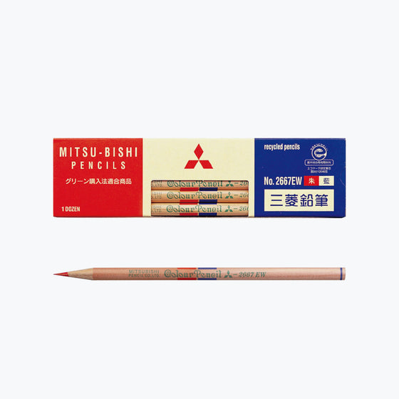 Mitsubishi - Pencil - 2667EW - Box of 12