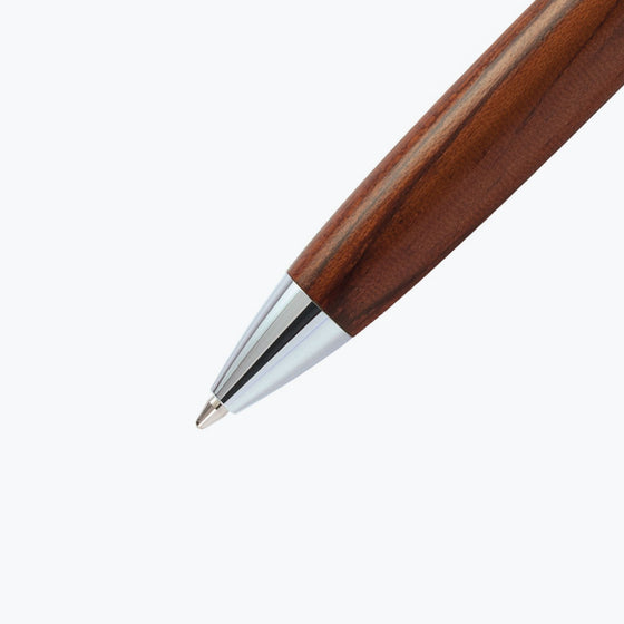 Online Germany - Ballpoint Ben - Mini Wood with Stylus - Rosewood