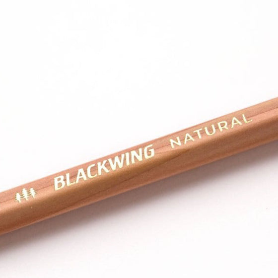 Palomino Blackwing - Pencil - Blackwing Natural - Box of 12 (New Packaging)