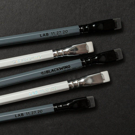 Palomino Blackwing - Pencil - Lab 11.27.20 - Grey Only - Pack of 2 (Limited Edition)