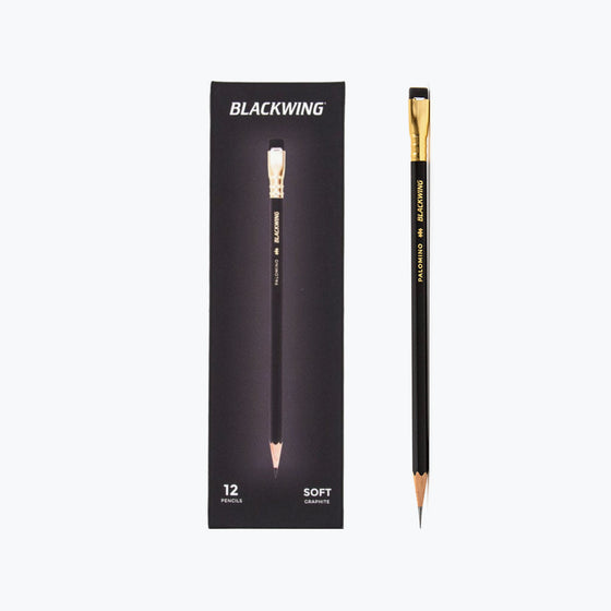 Palomino Blackwing - Pencil - Blackwing Matte - Box of 12 (New Packaging)