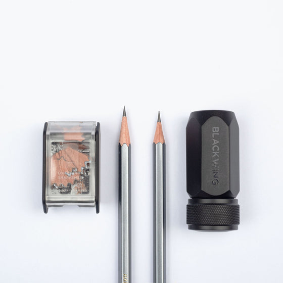 Palomino Blackwing - Sharpener - Long Point One-Step - Black