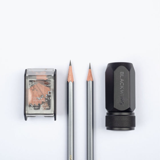 Palomino Blackwing - Sharpener - Long Point Two-Step - Grey