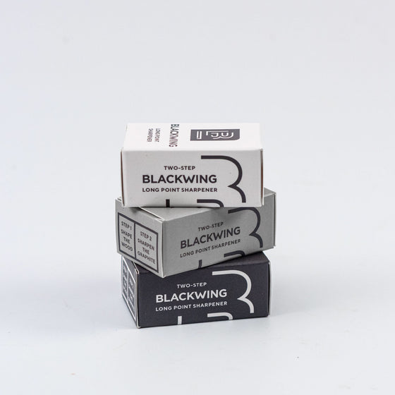 Palomino Blackwing - Sharpener - Long Point Two-Step - Black