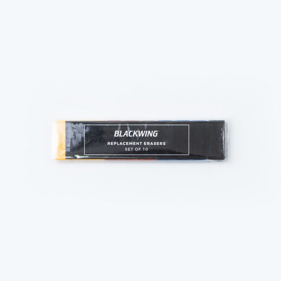 Palomino Blackwing - Replacement Erasers - Volume 155 - Pack of 10