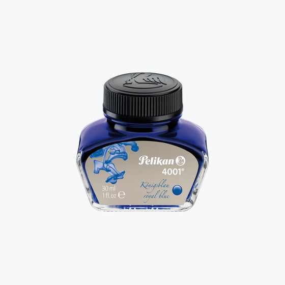 Pelikan - 4001 Ink (30ml) - Royal Blue