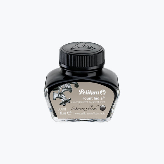 Pelikan - 4001 Ink (30ml) - Fount India (Document Proof)