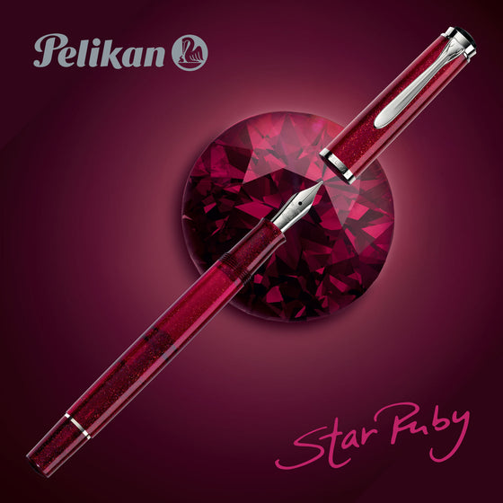 Pelikan M205 Star Ruby