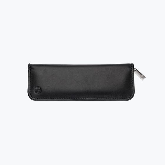 Pelikan - Leather Pen Case - Black Nappa