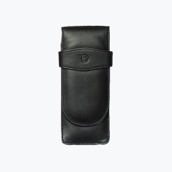 Pelikan - Leather Pen Pouch - For Three