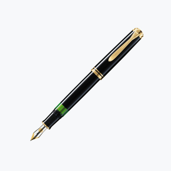 Pelikan - Souverän M400 Fountain Pen - Black