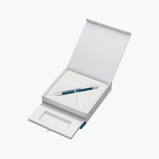 Pilot - Fountain Pen - Capless - Tropical Turquoise (2019 Limited Edition) [Pre-Order]