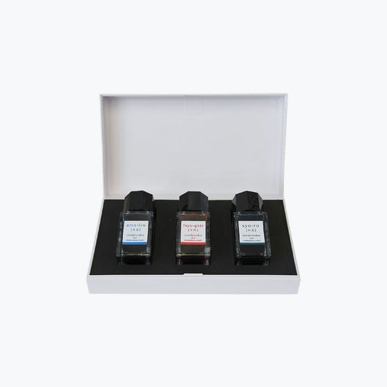 Pilot - Iroshizuku Ink - Gift Set 15ml - Sky Blue