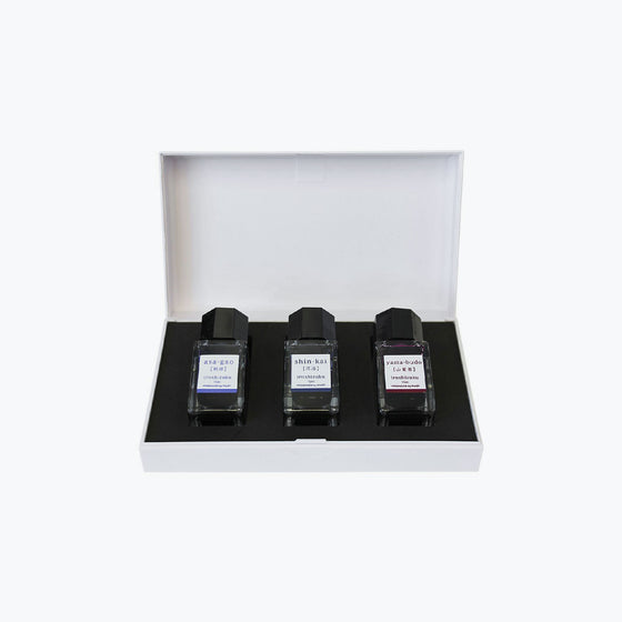 Pilot - Iroshizuku Ink - Gift Set 15ml - Morning Glory