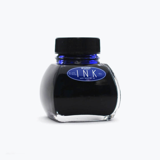 Platinum - Fountain Pen Ink - Standard - #3 Blue-Black