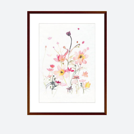 Toril Baekmark - Fine Art Prints - Flower Poster No.1