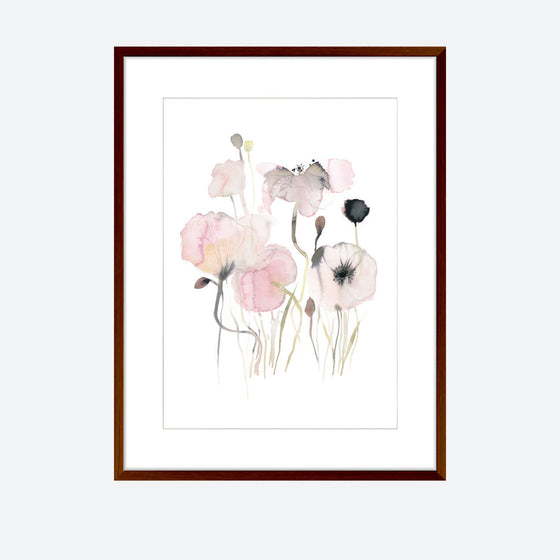 Toril Baekmark - Fine Art Prints - Flower Poster No.4