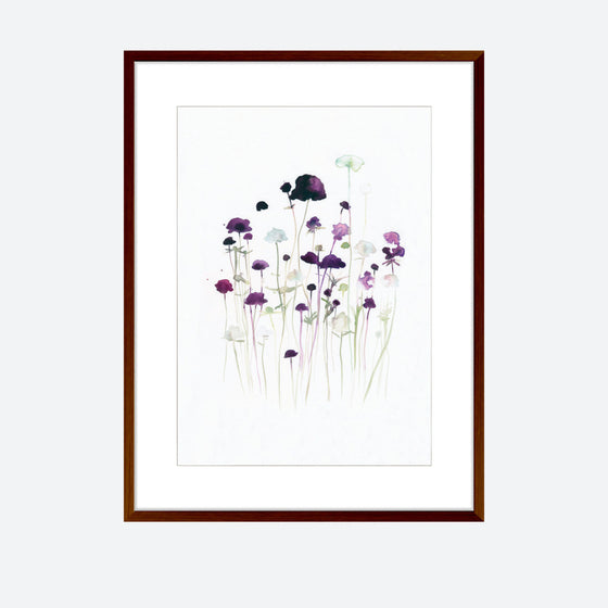 Toril Baekmark - Fine Art Prints - Flower Poster No.12