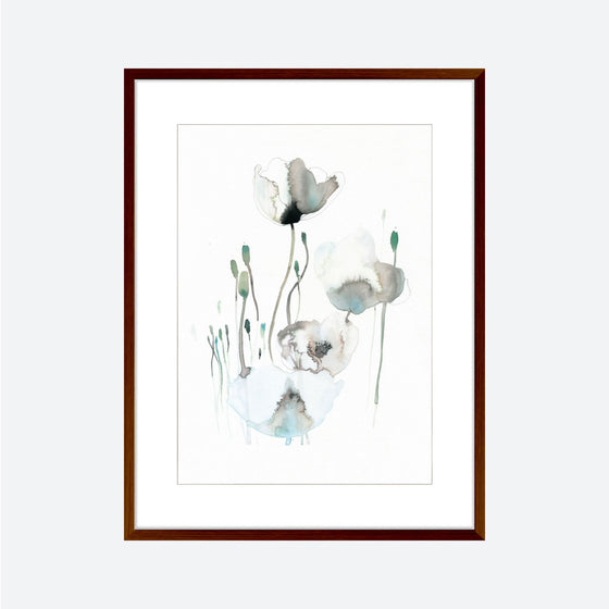 Toril Baekmark - Fine Art Prints - Flower Poster No.11
